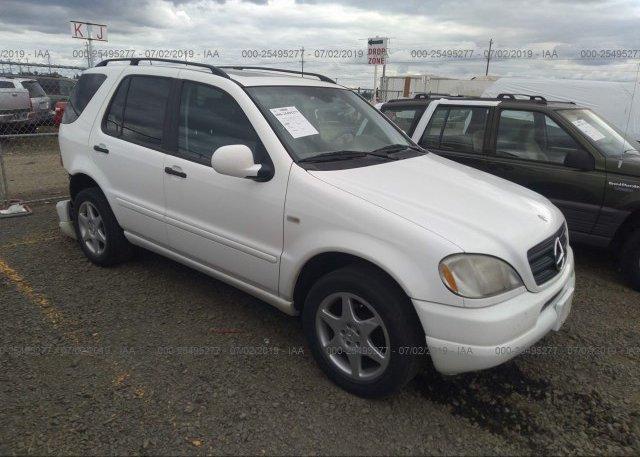 Inventory #237787753 2001 Mercedes-benz ML