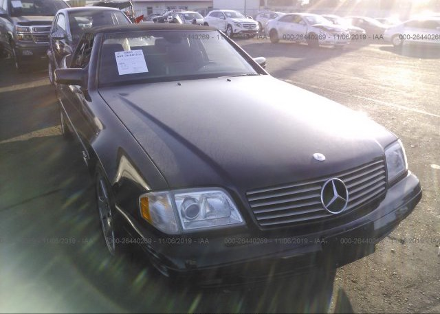 Inventory #255125355 1997 Mercedes-benz SL