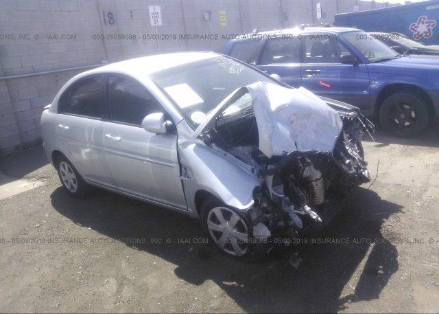 Inventory #628644585 2007 Hyundai ACCENT