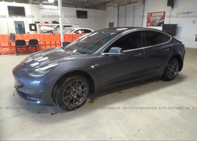 2018 Tesla MODEL 3 - 5YJ3E1EA1JF030598