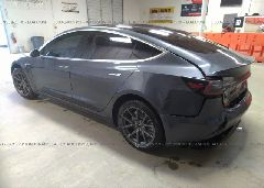 2018 Tesla MODEL 3 - 5YJ3E1EA1JF030598 [Angle] View