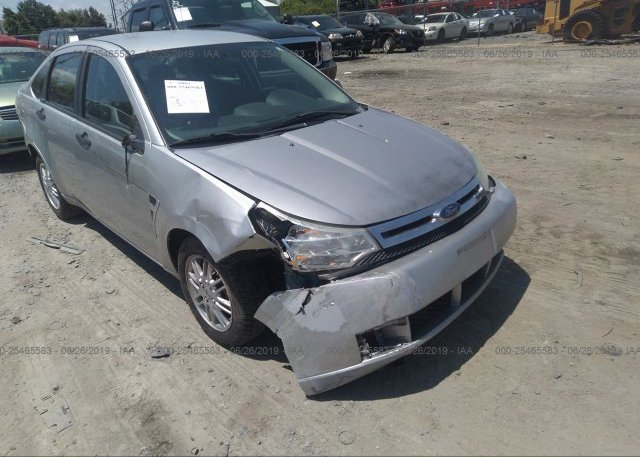 Inventory #424767136 2009 FORD FOCUS