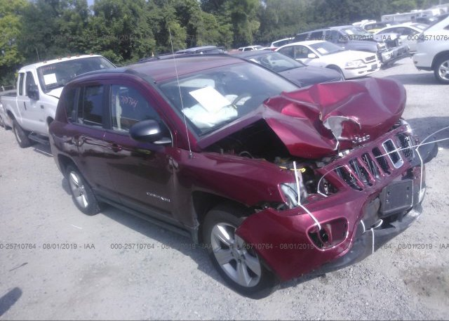 Inventory #732936606 2011 JEEP COMPASS