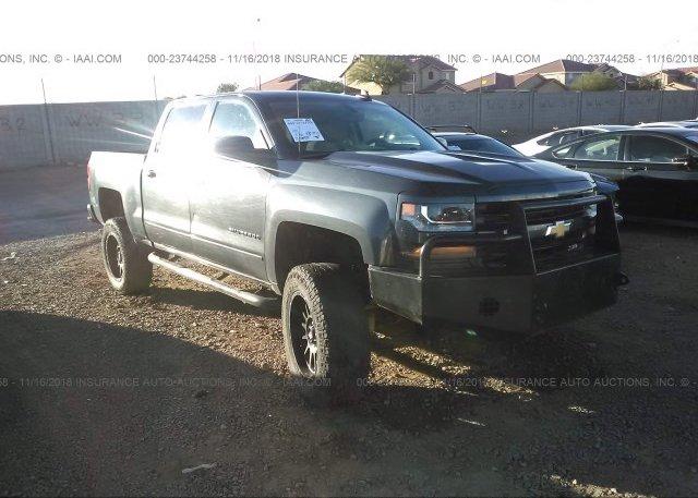 Inventory #884703088 2017 Chevrolet SILVERADO