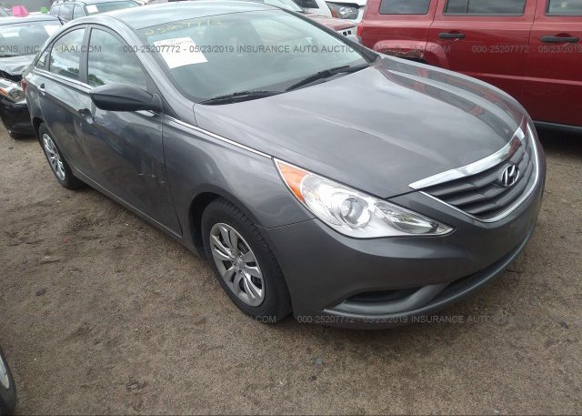 Inventory #834190640 2011 Hyundai SONATA