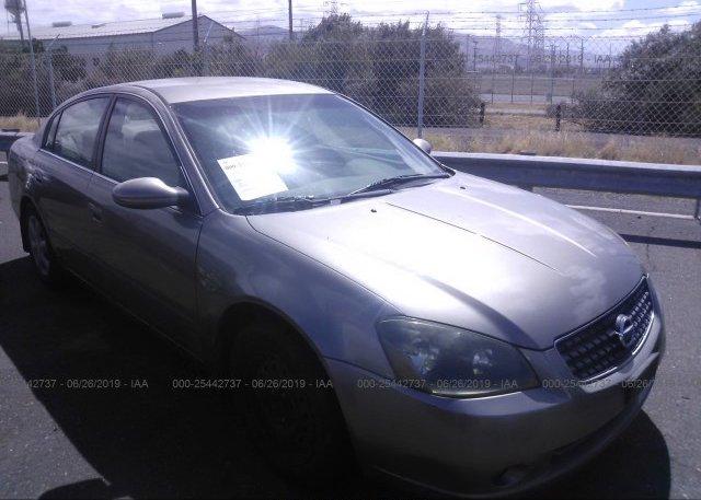 Inventory #537587888 2005 Nissan ALTIMA