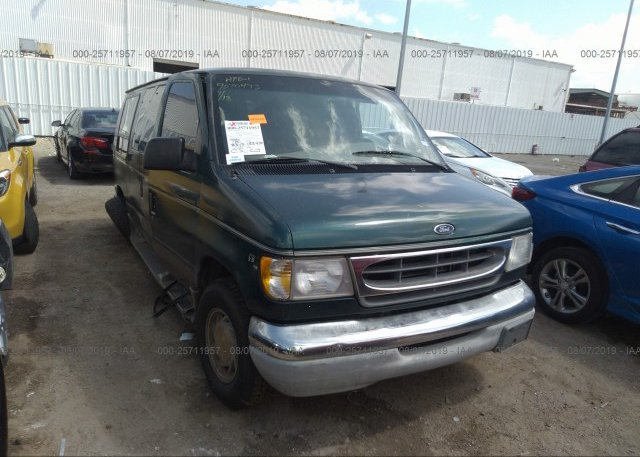 Inventory #543902845 2001 FORD ECONOLINE