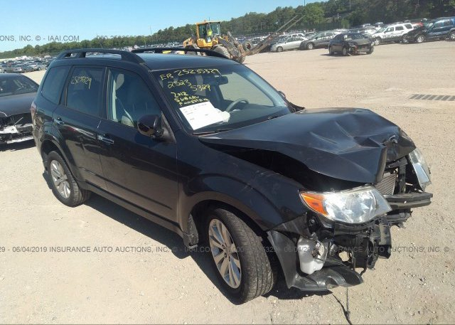 Inventory #533602192 2012 Subaru FORESTER