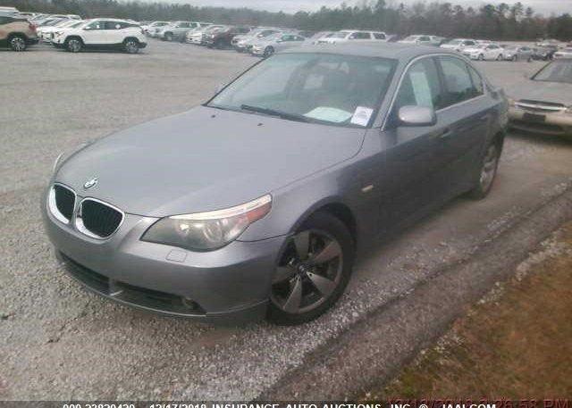 Inventory #832900806 2004 BMW 530