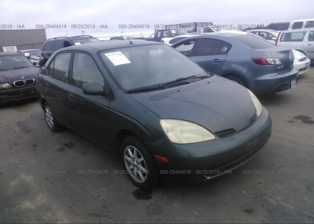 Inventory #560333517 2001 Toyota PRIUS