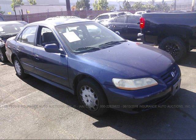 Inventory #183468443 2002 Honda ACCORD