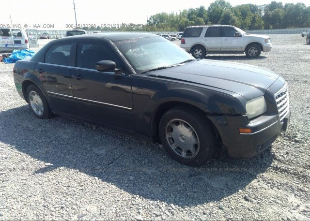 Inventory #898133858 2006 Chrysler 300