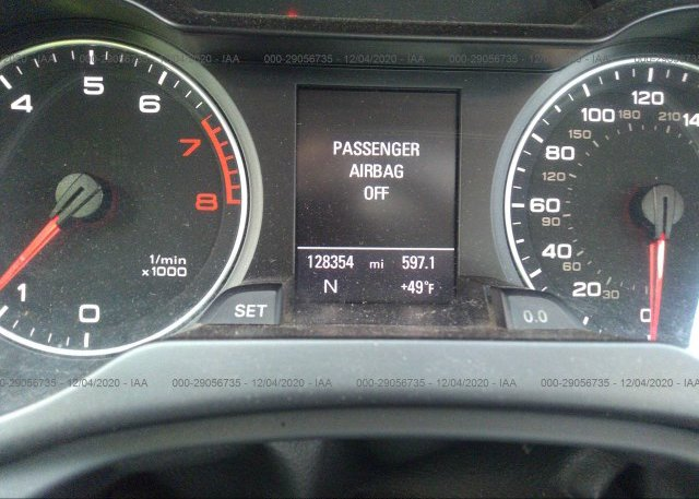 WAUFFAFL1CN013697 2012 AUDI A4