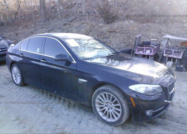 Inventory #214112389 2011 BMW 535