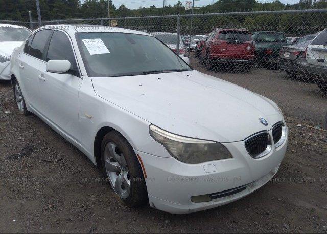 Inventory #377185564 2008 BMW 528