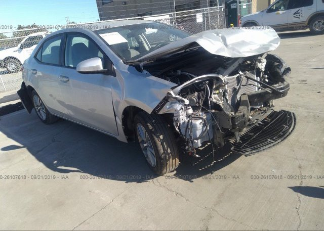 Inventory #641045721 2015 Toyota COROLLA
