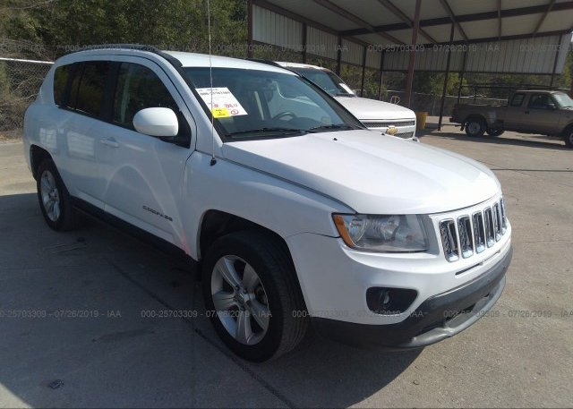 Inventory #485275243 2017 JEEP COMPASS
