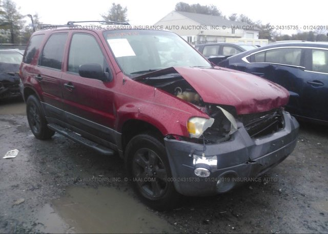 Inventory #486081089 2005 FORD ESCAPE