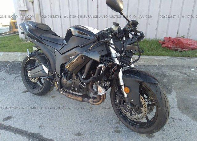 Inventory #159725209 2007 Kawasaki ZX600