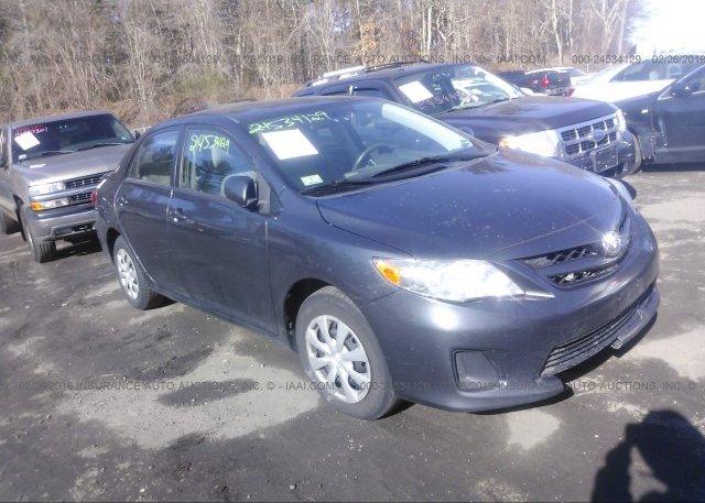 Inventory #596069203 2011 Toyota COROLLA
