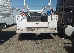 2007 FORD F350 - 1FDWX36P27EB06504 front view