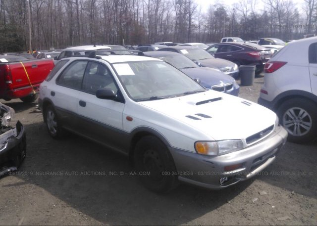 Inventory #309192435 1998 Subaru IMPREZA