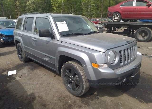 Inventory #272493204 2015 JEEP PATRIOT