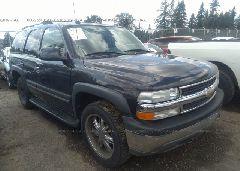 2004 Chevrolet TAHOE - 1GNEK13Z14J323304 Left View