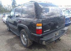 2004 Chevrolet TAHOE - 1GNEK13Z14J323304 [Angle] View