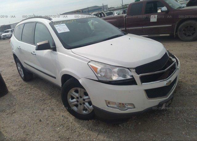 Inventory #473768466 2010 Chevrolet TRAVERSE