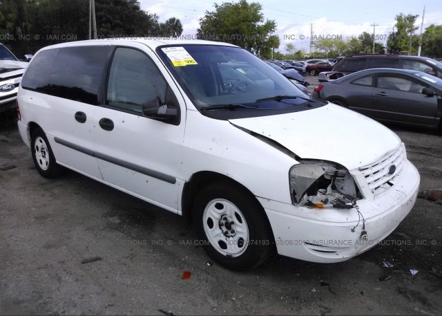 Inventory #325452352 2004 FORD FREESTAR
