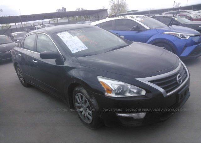 Inventory #563938780 2015 Nissan ALTIMA