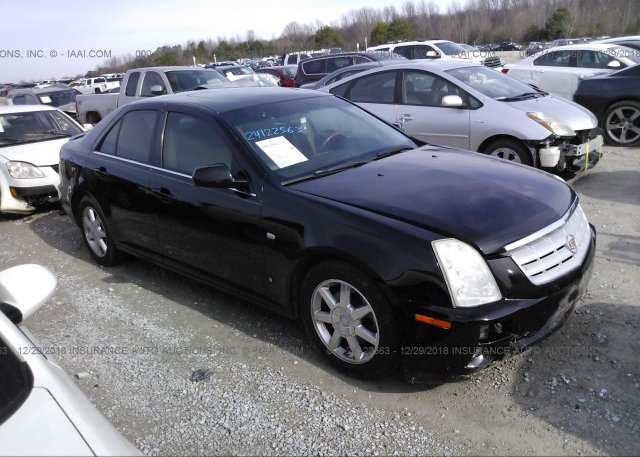 Inventory #859285369 2006 Cadillac STS