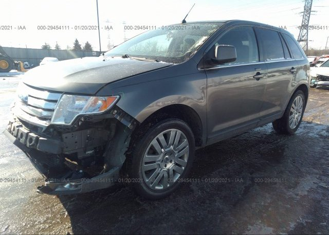 из сша 2010 FORD EDGE 2FMDK3KC0ABB51789