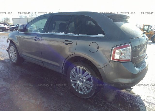 купить 2010 FORD EDGE 2FMDK3KC0ABB51789