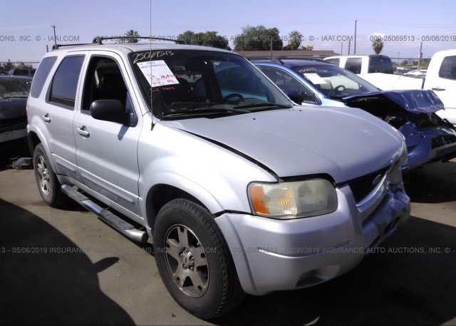 Inventory #120598130 2004 FORD ESCAPE