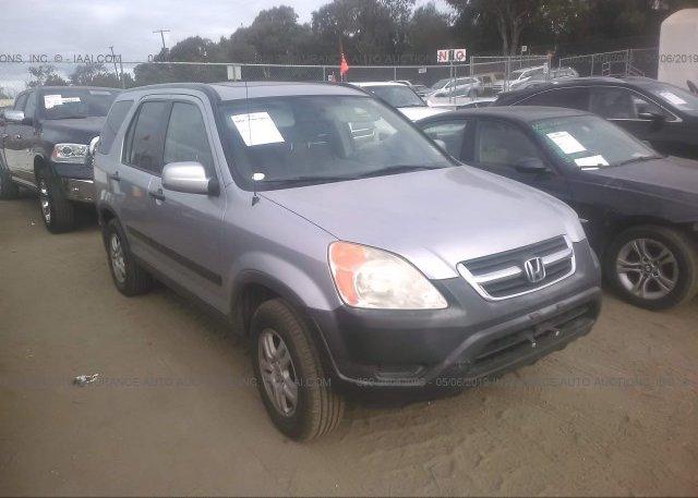 Inventory #622880695 2004 Honda CR-V