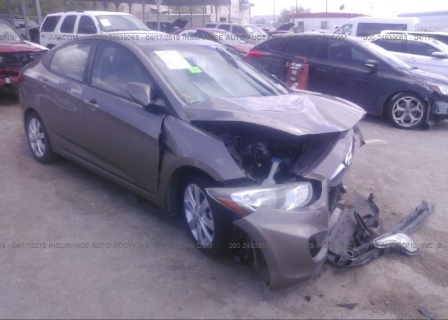 Inventory #369539270 2013 Hyundai ACCENT