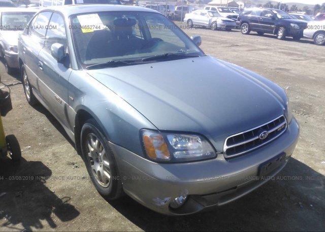 Inventory #517505236 2002 Subaru LEGACY