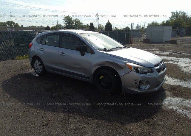 Inventory #361027596 2012 Subaru IMPREZA