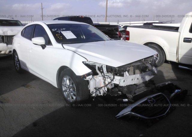 Inventory #587495434 2016 Mazda 3