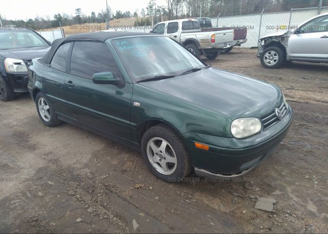 Inventory #251391567 2000 Volkswagen CABRIO