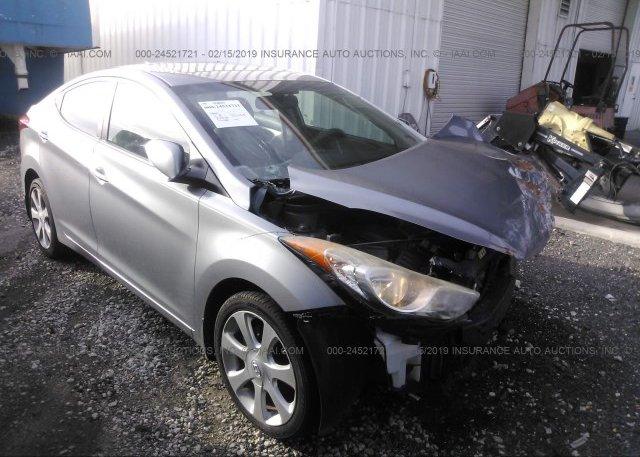 Inventory #796221610 2012 Hyundai ELANTRA