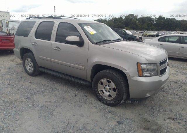 Inventory #858519366 2007 Chevrolet TAHOE