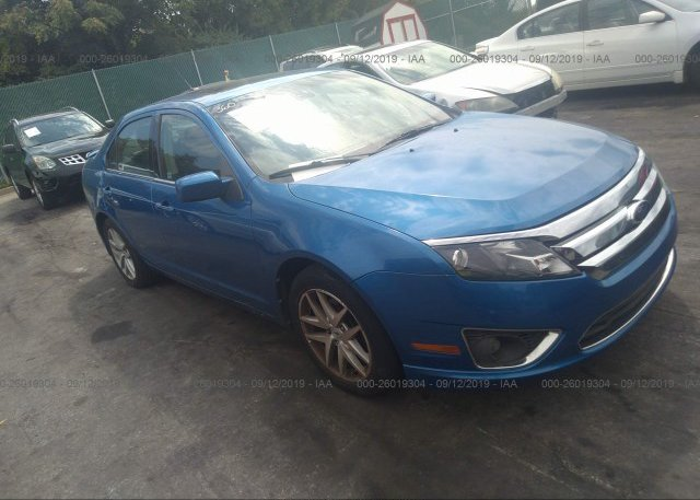 Inventory #745260018 2012 FORD FUSION
