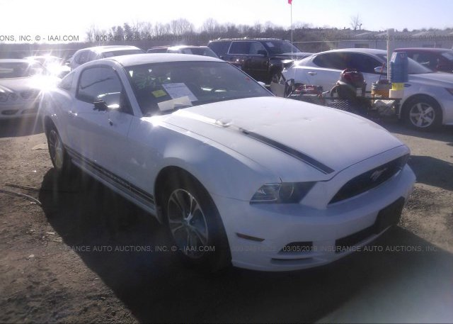 Inventory #608860428 2014 FORD MUSTANG