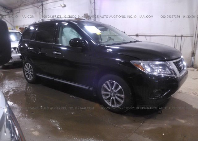 Inventory #515870160 2013 Nissan PATHFINDER