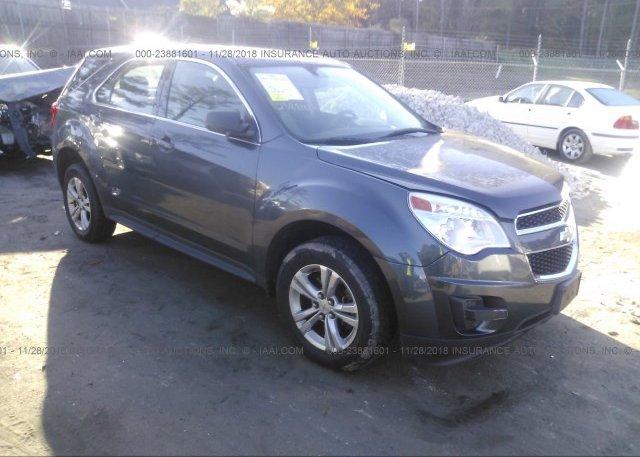 Inventory #141385868 2010 Chevrolet EQUINOX