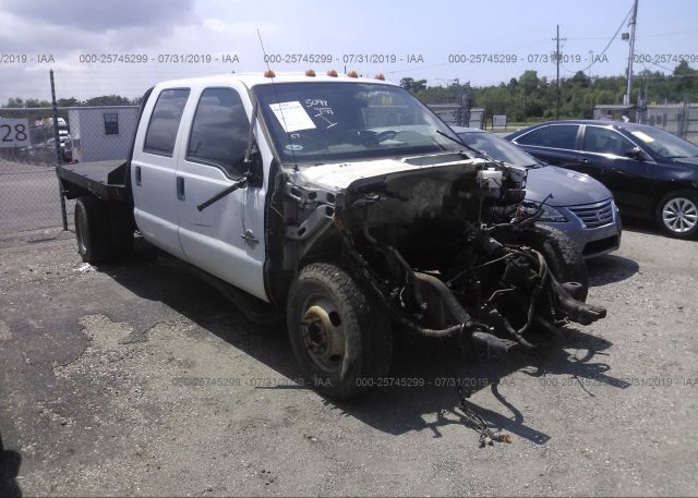 Inventory #852241018 2011 FORD F350