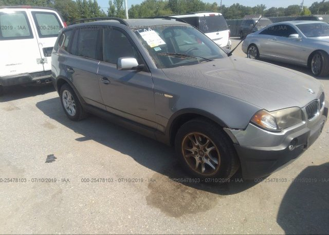 Inventory #590888528 2004 BMW X3